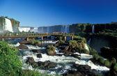 Iguacu Falls — Stock Photo