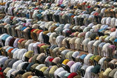 Muslim Prayers — Stock Photo