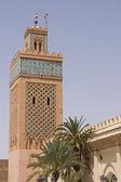 Kasbah Mosque in Marrakesh — Stock Photo