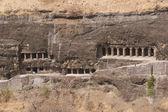 アジャンター石窟寺院 — ストック写真