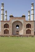 Tomb of a Mughal Emperor — Stock Photo