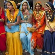 Stock Photo: Colorful India