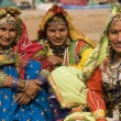 Rajasthani Dancers — Stock Photo