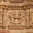 Постер, плакат: Erotic Hindu Temple Carvings