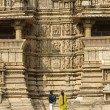 Tourists at Khajuraho — Stock Photo #8122859