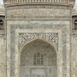 Architecture of the Taj Mahal — Stock Photo