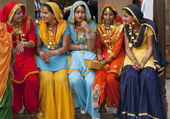 Colorful India — Stock Photo