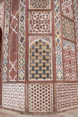 Craftsmanship on an Islamic Tomb — Stock Photo