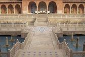 Mughal Water Garden — Stock Photo