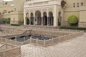 Hotel de luxo de estilo de mughal — Foto Stock