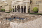 Mughal Style Luxury Hotel — Stock Photo
