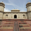 Stock Photo: Mughal Tomb