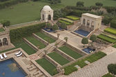Mughal Garden — Stock Photo