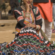 Rajasthani Dancer — Stock Photo #8216346
