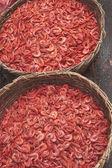 Gamberetti secchi — Foto Stock