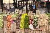 Grönsaksmarknaden — Stockfoto