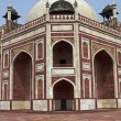 Tomb of Humayun — Stock Photo