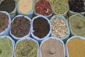 Indian Spices for Sale — Stock Photo