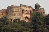 Derelict Mughal Fort — Stock Photo
