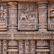 Foto de Stock  : Ancient Temple Carvings