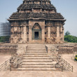 Stock Photo: Entrance to Konark Temple