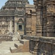 Stock Photo: Konark Temple Complex