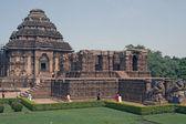Konark Temple — Stock Photo