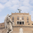 Castel Sant' Angelo - Stock Photo