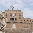 Castel Sant' Angelo — Stock Photo