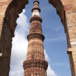 Towering Minaret — Stock Photo