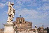 Castel Sant' Angelo — Foto de Stock