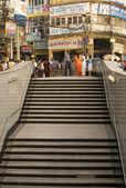 Delhi Metro — Stockfoto