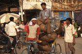 Jazda konna wysoki — Zdjęcie stockowe
