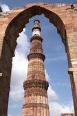 Towering Minaret — Stock Photo