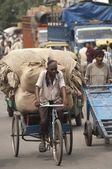 Indyjski transportu — Zdjęcie stockowe