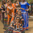 Stock Photo: Kalbelia Dancers