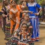Kalbelia Dancers — Stock Photo
