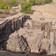 Kailas Temple at EllorCaves — Stock Photo #8855393