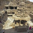 Stock Photo: Ancient Jain Temple