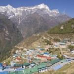 Gateway to Everest — Stock Photo