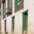Stock Photo: TibetStyle Houses