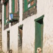 TibetStyle Houses — Stock Photo #8959751