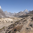 Route to Everest Base Camp — Stock Photo