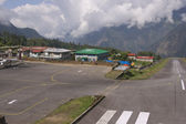 Himalayan Airfield — Stock Photo