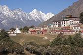 Mountain Monastery — Stock Photo