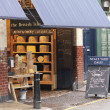 Historic Cheese Shop at Borough Market — Stock Photo