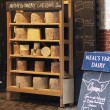 Stock Photo: Cheese Shop at Borough Market