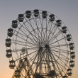 Ferris Wheel At Sunset - Stockfoto