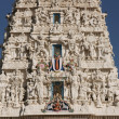 Hindu Temple - Foto Stock