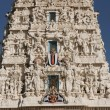 Hindu Temple - Stockfoto